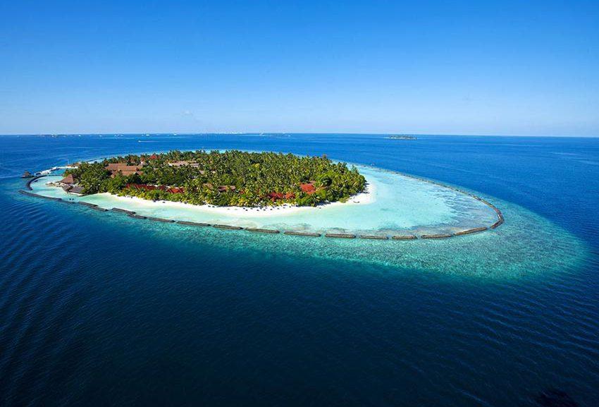马尔代夫库鲁巴岛