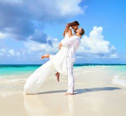 古丽都岛婚礼服务