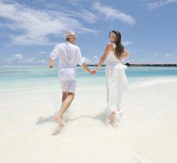 天堂岛婚礼服务