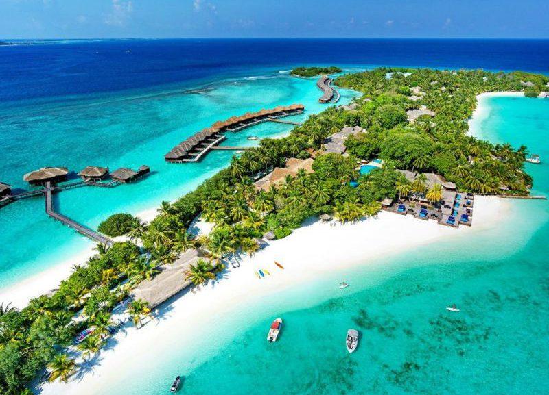 马尔代夫喜来登满月岛