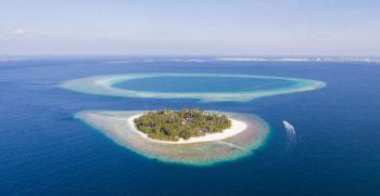 马尔代夫小班度士岛