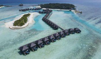 薇莉岛 | Anantara Veli Maldives Resort