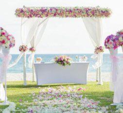 蕉叶岛婚礼服务