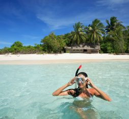 杜尼可鲁岛房礁浮浅