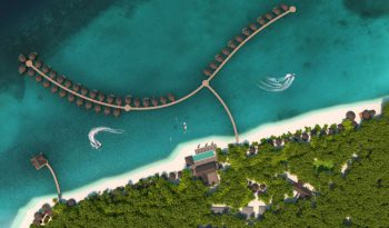 美居岛 | Mercure Maldives Kooddoo Resort