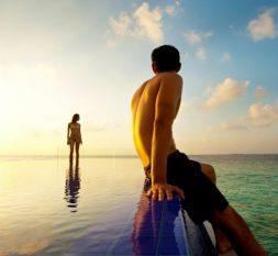 悦椿微拉瓦鲁岛海洋泳池别墅