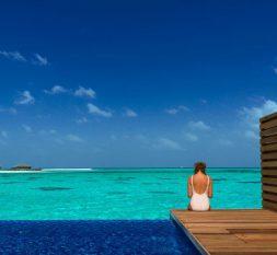 可可尼岛泻湖泳池套房(Lagoon Suite with Pool)