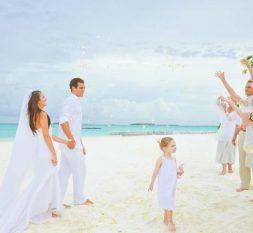 马富士瓦鲁岛婚礼服务