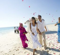 JA玛娜法鲁岛婚礼服务