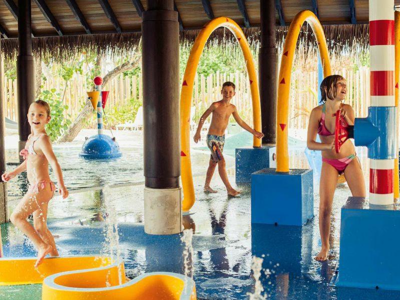 维拉私人岛儿童游泳池