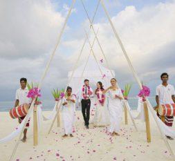 双鱼岛婚礼服务