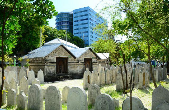 老礼拜五清真寺(Old Friday Mosque)
